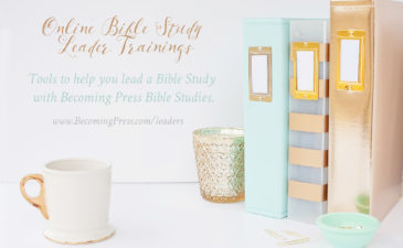 Leader Trainings for Becoming Press Bible Studies