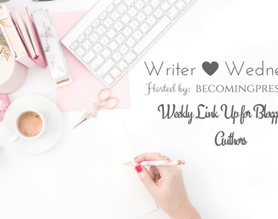 Writer Wednesday: A New Blogging Theme for WordPress (link up)